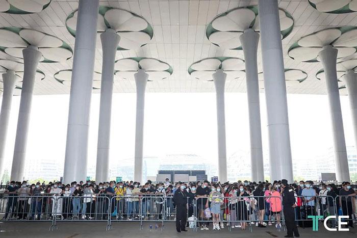 上海テーラードクロージング展