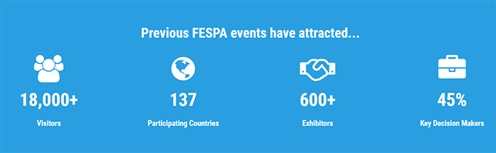 IECHO、FESPAへの参加を確認