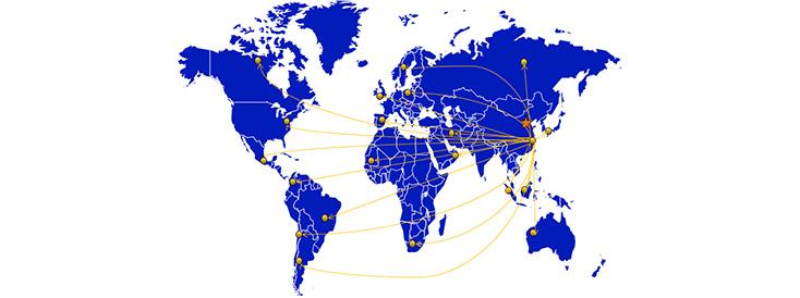 IECHOが世界最大のオンラインスーパーネスティングシステムサプライヤーになります