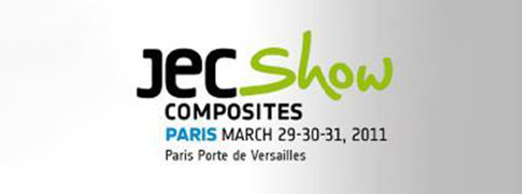 海外JEC展示会に初参加し、国内切断機設備を海外にリード