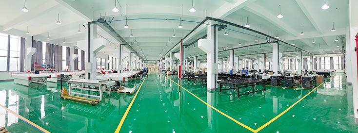 60,000平方メートルの研究センターと新しい製造拠点が建設され、機器の年間生産量は4,000台に達する可能性があります