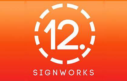 【サイン業界】12ポイントSignWorks. アメリカ
